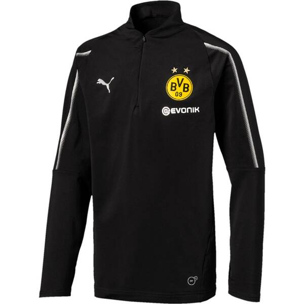 PUMA Kinder BVB 1/4 Training Top