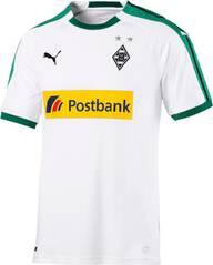 PUMA Herren Trikot BMG Home Shirt Replica with Sponsor Logo