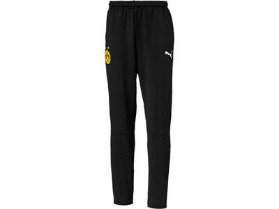 PUMA Replicas - Pants - National BVB Dortmund Training Pant Kids Schwarz