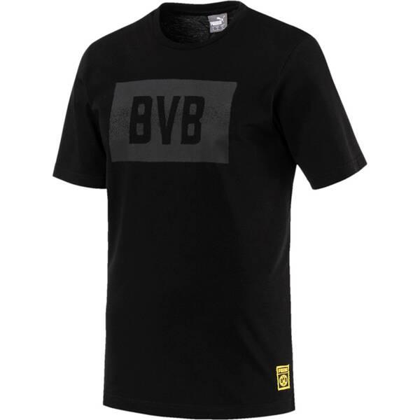 PUMA Herren T-Shirt BVB Stencil