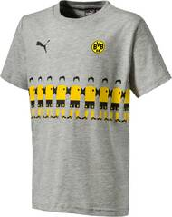 PUMA Kinder T-Shirt BVB Fanwear kids 2 Jr