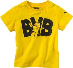 PUMA Kinder Fanshirt BVB Minicats Graphic Tee