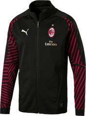PUMA Herren Jacke AC Milan STADIUM Jacket with Sponsor