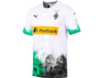 "PUMA Herren Fußballtrikot ""Borussia Mönchengladbach Home 2019/20"" Replica Weiß"