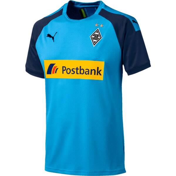 PUMA  Herren Fußballshirt BMG Away Shirt Replica with sp