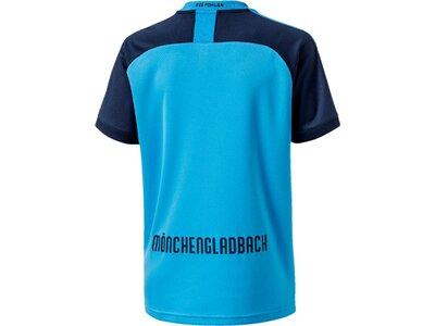 PUMA Kinder BMG Away Shirt Replica Blau