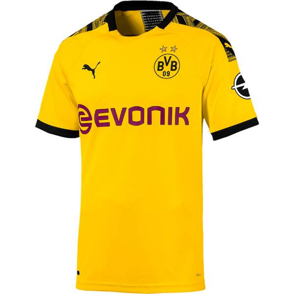 PUMA Herren Trikot BVB Home Shirt Authentic