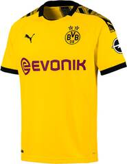 PUMA Herren BVB Home Shirt Replica Large