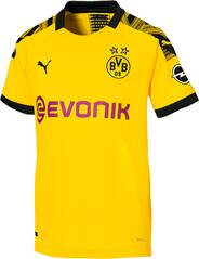 PUMA Kinder Trikot BVB Home Shirt Replica Jr
