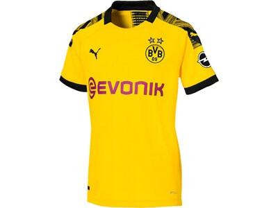 PUMA Damen Trikot BVB Wms Home Shirt Replica Gelb