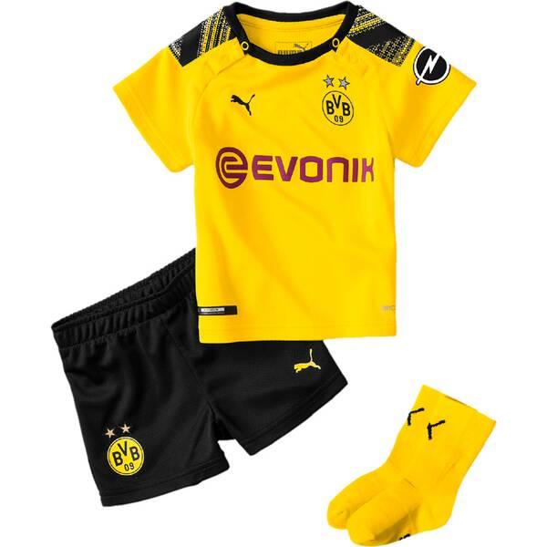PUMA Kinder Trikot-Set BVB Home Babykit mit Socken