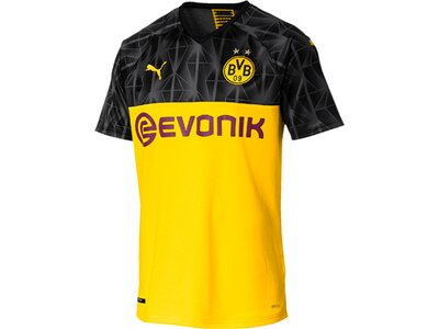 PUMA Herren BVB Cup Shirt Replica with Gold