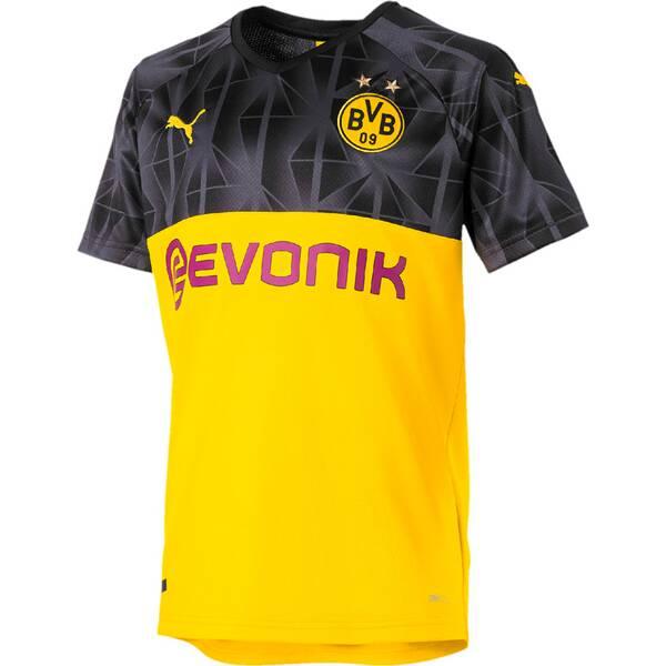 PUMA Kinder Fussballshirt BVB Cup Shirt Replica Jr with