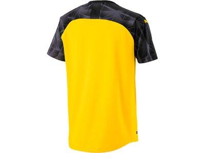PUMA Kinder Fußballshirt BVB Cup Shirt Replica Jr with Gelb