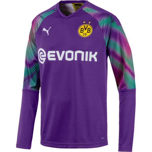 PUMA Herren Torwart-Trikot BVB LS GK Shirt Replica