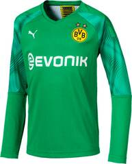 PUMA Kinder Torwart-Trikot BVB LS GK Shirt Replica Jr