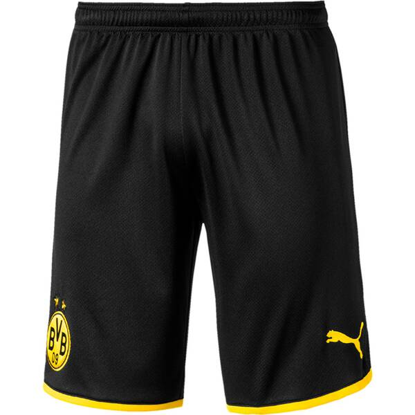 PUMA Herren Fußball-Shorts BVB Shorts Replica