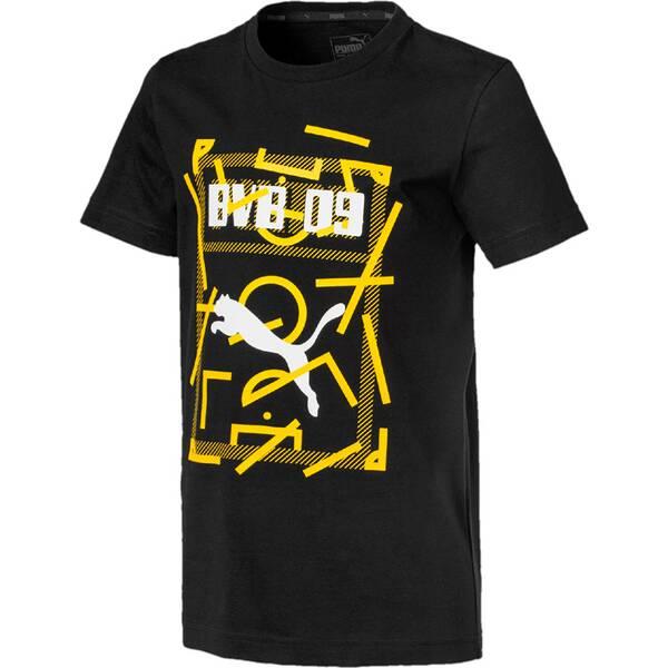 PUMA  Herren T-Shirt BVB PUMA DNA Tee