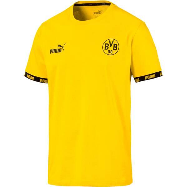 PUMA Herren T-Shirt BVB FtblCulture Tee