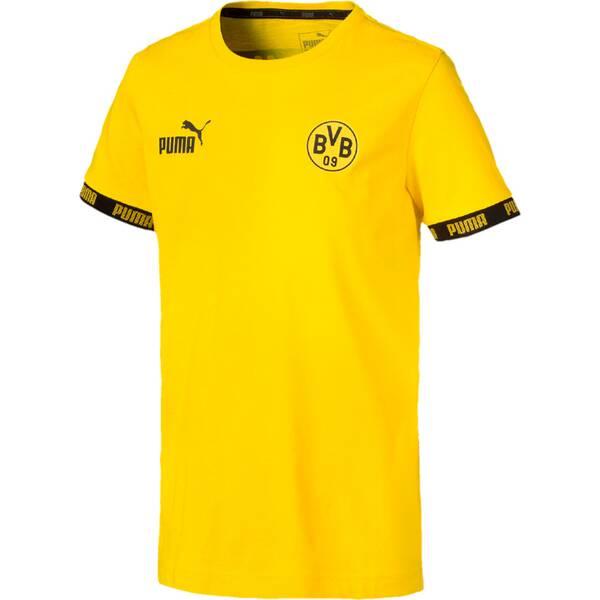 PUMA Kinder T-Shirt BVB FtblCulture Tee Jr