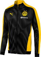 PUMA Herren Trainingsjacke BVB League Stadium Jacket