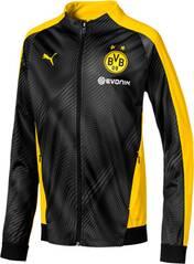 PUMA Kinder Trainingsjacke BVB League Stadium Jacket Jr