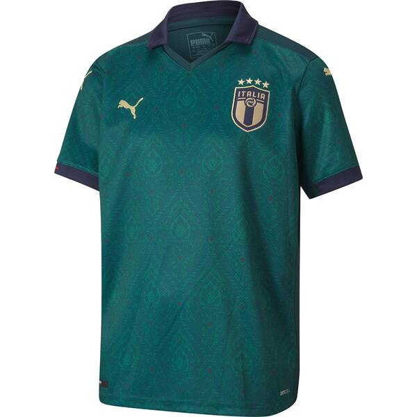 PUMA Kinder FIGC Third Shirt Replica
