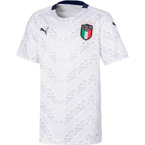 PUMA Kinder FIGC Away Shirt Replica