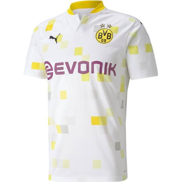 PUMA Herren Fantrikot BVB THIRD Shirt Replica SS