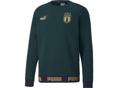 PUMA Herren Sweatshirt FIGC Culture Blau