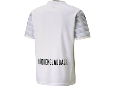 PUMA Herren BMG Home Shirt Replica Silber
