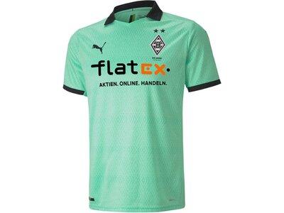 PUMA Herren Fantrikot BMG 3rd Shirt Replica Blau