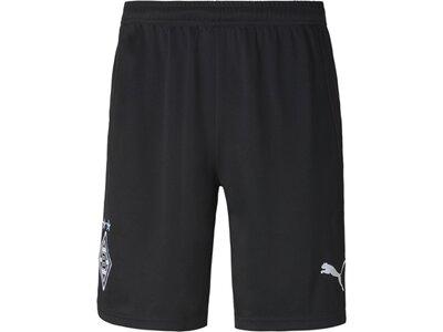 PUMA Herren BMG Away Shorts Replica Schwarz