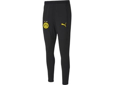 PUMA Replicas - Pants - National BVB Dortmund Trainingshose Schwarz
