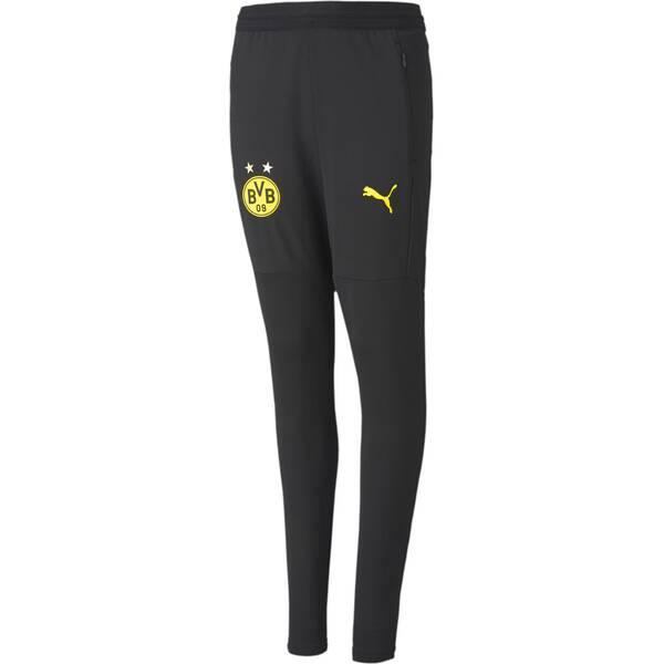PUMA Kinder Sporthose BVB Training Pant w/ zip p