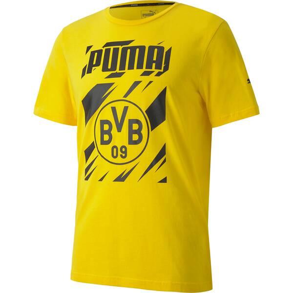 PUMA Herren Fanshirt BVB ftblCore Graphic