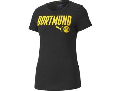 PUMA Replicas - T-Shirts - National BVB Dortmund ftblCore T-Shirt Damen Schwarz