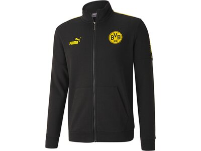 PUMA Replicas - Jacken - National BVB Dortmund ftblCulture Track Jacke Schwarz