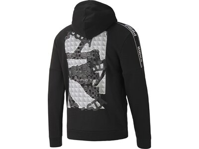 PUMA Replicas - Sweatshirts - National Borussia Mönchengladbach Kapuzensweatshirt Schwarz