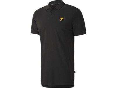 PUMA Replicas - Poloshirts - National BVB Dortmund ftblFeat Game Poloshirt Schwarz