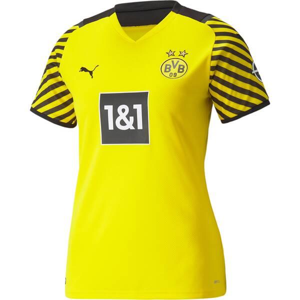 PUMA Damen Fantrikot BVB HOME Shirt Replica W w