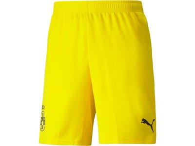 PUMA Herren Shorts BVB Shorts Replica Gelb