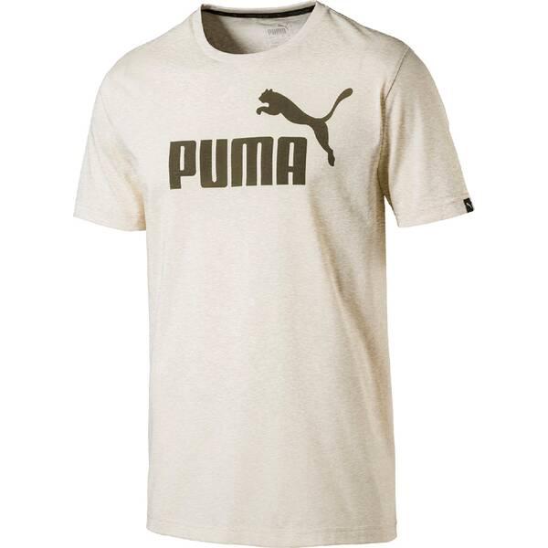 Puma Herren T-Shirt ESS No.1 Heather Tee
