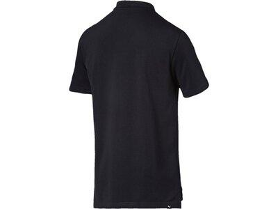 Puma Herren Poloshirt ESS Pique Polo Schwarz