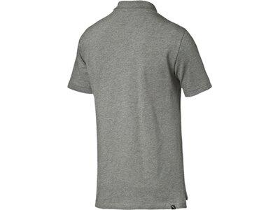 Puma Herren Poloshirt ESS Pique Polo Grau