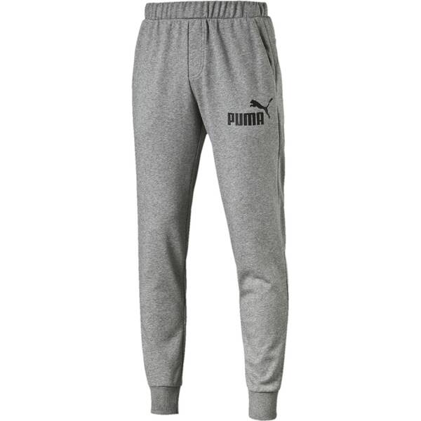 Puma Herren Jogginghose ESS No.1 Sweat Pants, TR, cl Grau