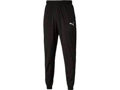 Puma Herren Trainingshose ESS Woven Pants, cl Schwarz