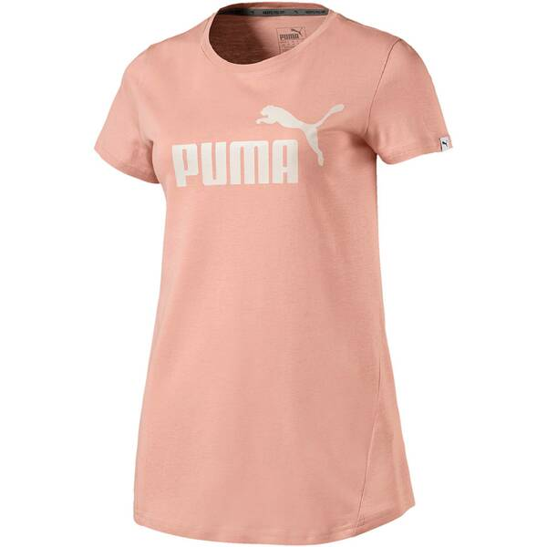 Puma Damen T-Shirt ESS No.1 Tee W