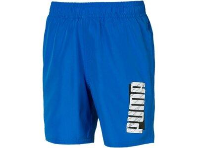 PUMA Kinder Shorts ESS Summer B Blau
