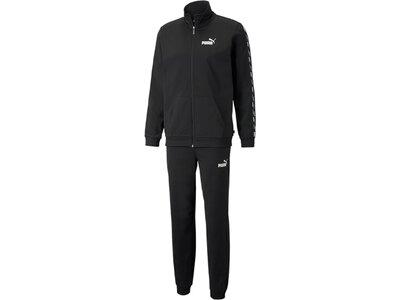 PUMA Herren Sportanzug BTS Poly Suit cl Schwarz
